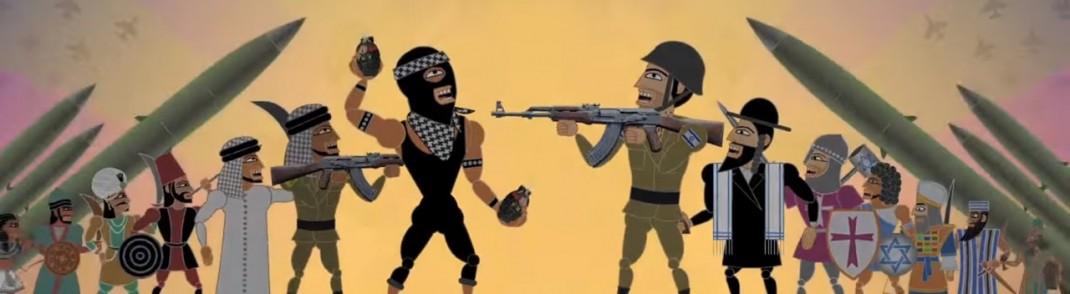 Közel-keleti konfliktus