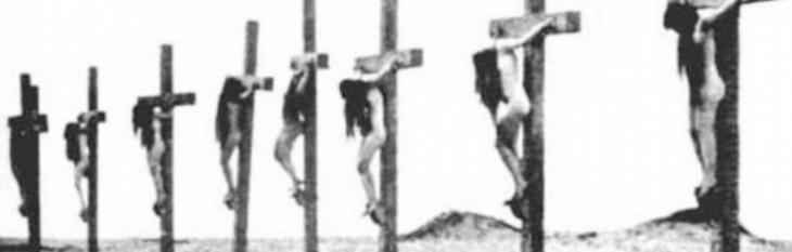 Az örmény népirtás áldozatai