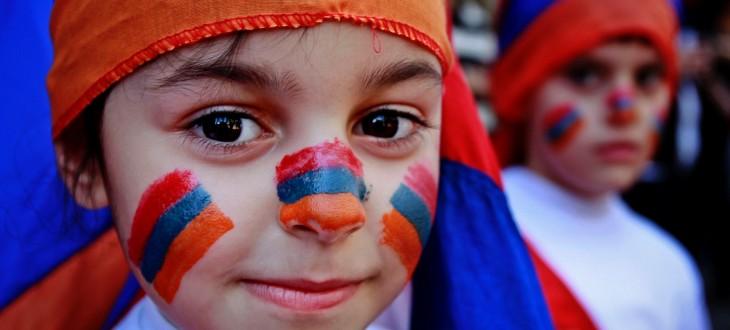 örményekről