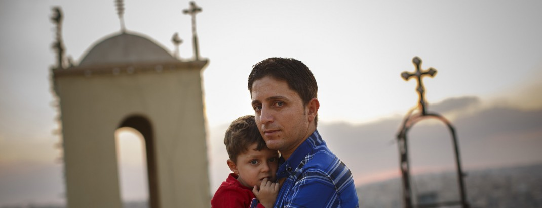 Üldözött keresztény ISIS